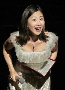画像 桑子真帆アナ かわいい シースルー 衣装 スタイル