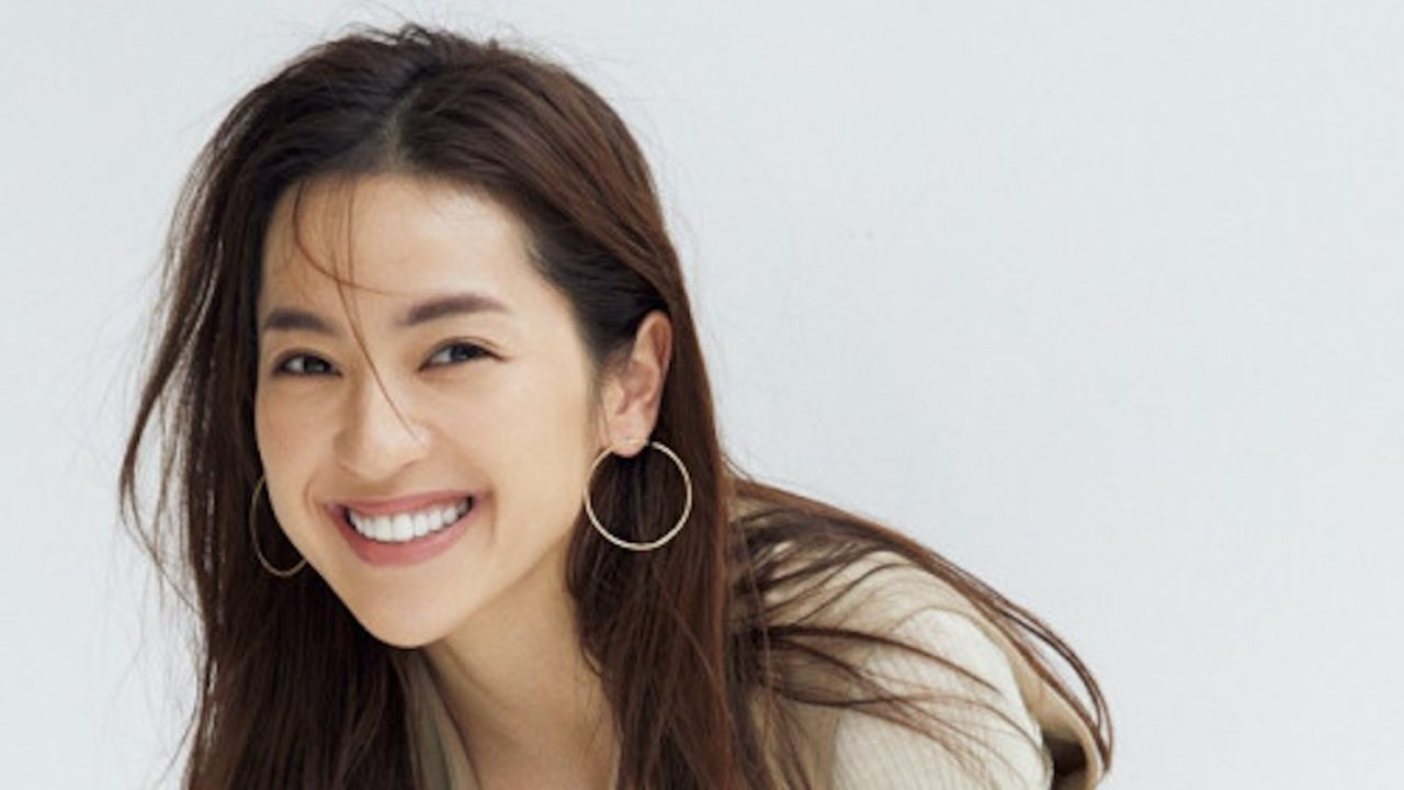 笑顔の中村アン